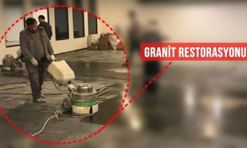 Granit Nasıl Parlatılır?
