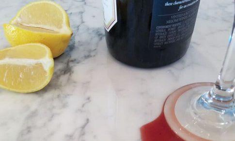 Mermerde Limon Lekesi Nasıl Çıkarılır?