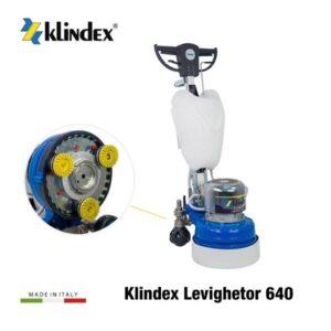 KLINDEX LEVIGHETOR 640 mermer silim makinesi
